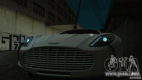 ENBSeries by dyu6 v3.0 para GTA San Andreas segunda pantalla