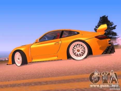 Porsche 911 Turbo Tuning para GTA San Andreas left