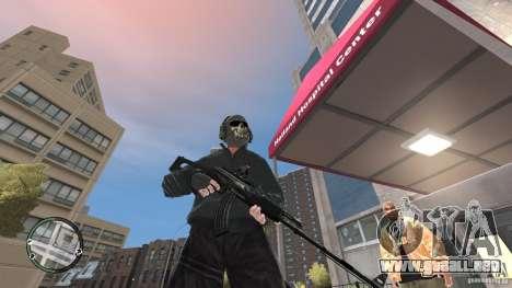 EL PKK para GTA 4