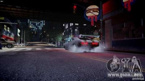Dukes City-Drag para GTA 4 vista interior