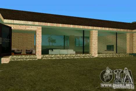 Exclusive House Mod para GTA Vice City segunda pantalla