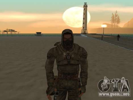 Un paquete grande de acosadores gratis para GTA San Andreas segunda pantalla