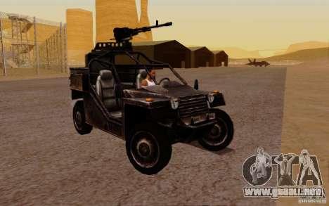 VDV Buggy de Battlefield 3 para GTA San Andreas