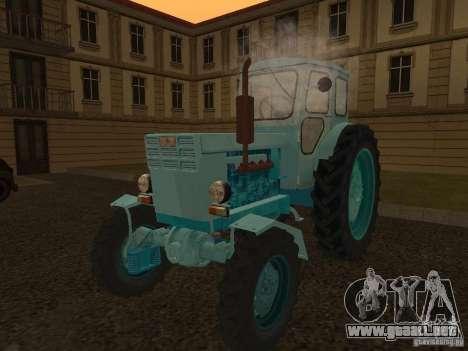 Tractor T-40 m para GTA San Andreas