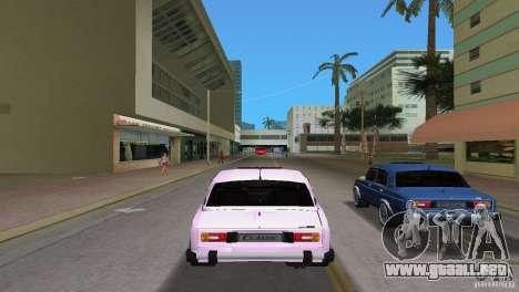 VAZ 2106 para GTA Vice City vista lateral izquierdo