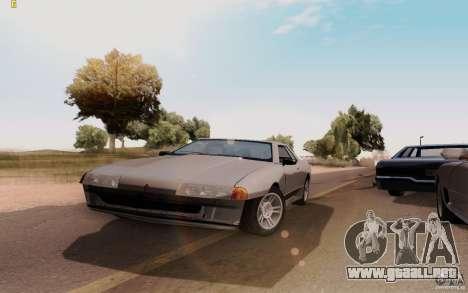 Elegy HD para la visión correcta GTA San Andreas