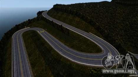 New Akina para GTA 4 octavo de pantalla