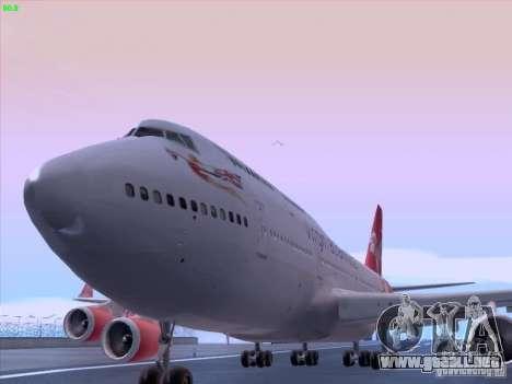 Boeing 747-4Q8 Lady Penelope para GTA San Andreas