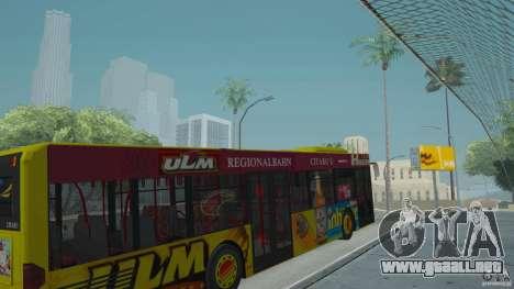 Mercedes-Benz Citaro G para la visión correcta GTA San Andreas