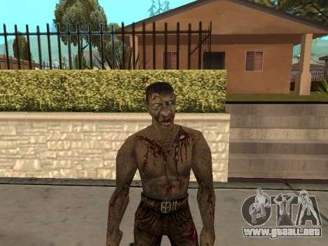 Pak pieles de Gothic 1 para GTA San Andreas novena de pantalla