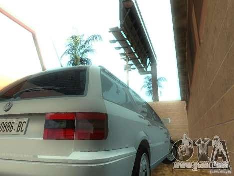 Volkswagen Passat B4 Variant para la visión correcta GTA San Andreas