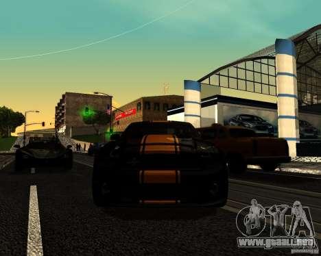 ENBSeries by Nikoo Bel v2.0 para GTA San Andreas segunda pantalla