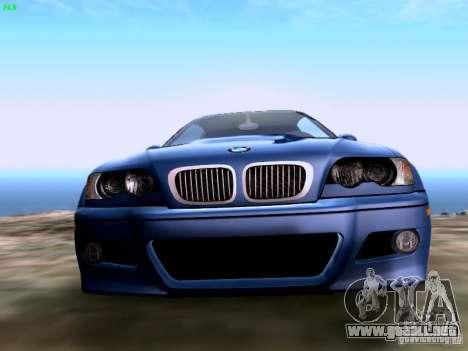 BMW M3 Tunable para la visión correcta GTA San Andreas