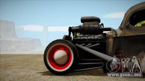 Rat Rod para la visión correcta GTA San Andreas