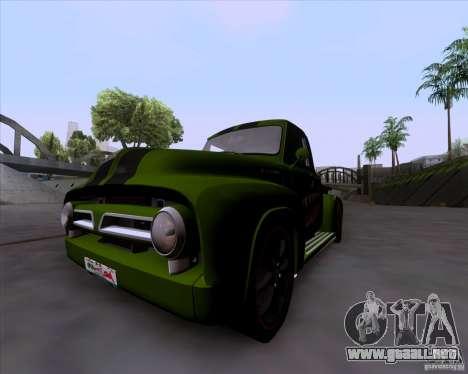 Ford FR-100 2003 para GTA San Andreas left