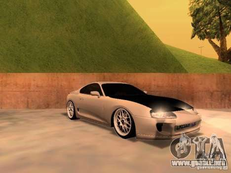 Toyota Supra GTS para GTA San Andreas