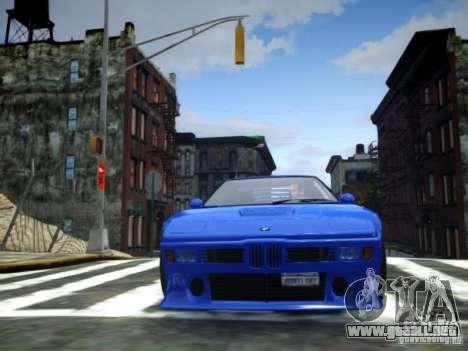 BMW M1 Replica para GTA 4 visión correcta