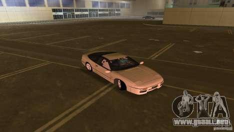 Nissan 200SX para GTA Vice City visión correcta