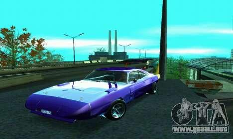 Dodge Charger Daytona SRT10 para GTA San Andreas