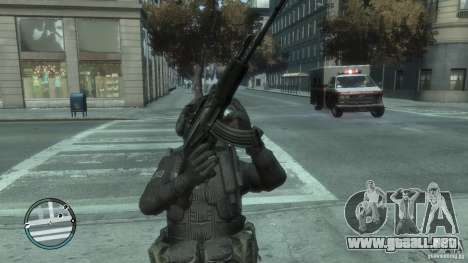 EL PKK para GTA 4 sexto de pantalla