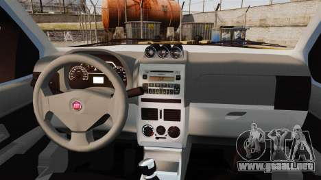 Fiat Palio Adventure Locker Evolution para GTA 4 vista lateral