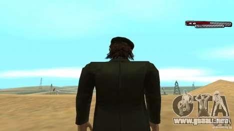 General para GTA San Andreas sucesivamente de pantalla
