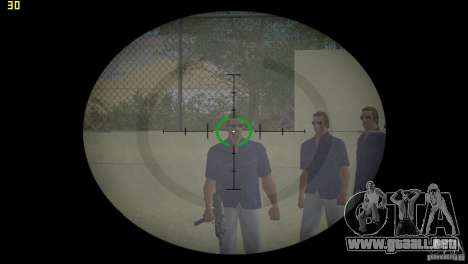 Visor óptico de GTA 5 para GTA Vice City segunda pantalla