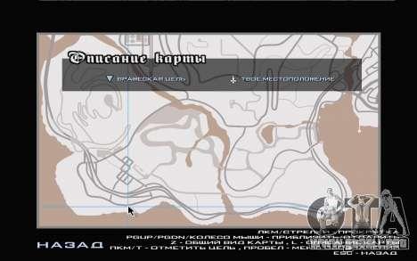 GTA V map para GTA San Andreas séptima pantalla
