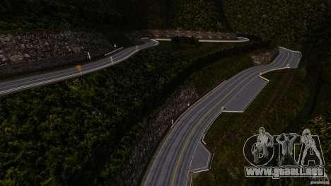 New Akina para GTA 4 quinta pantalla