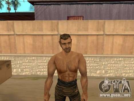 Pak pieles de Gothic 1 para GTA San Andreas quinta pantalla