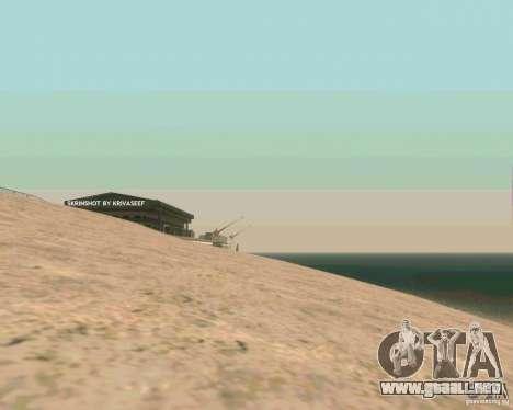 Young ENBSeries para GTA San Andreas tercera pantalla
