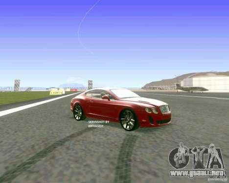 Young ENBSeries para GTA San Andreas sexta pantalla