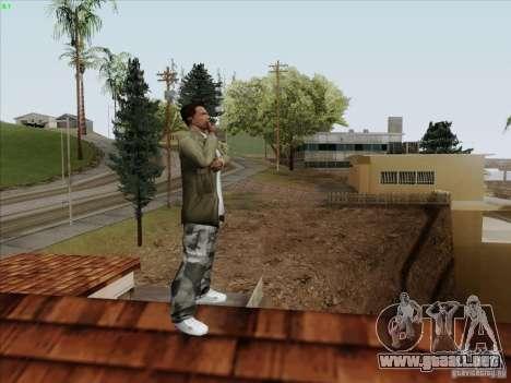 Gentleman Dance Animation para GTA San Andreas tercera pantalla
