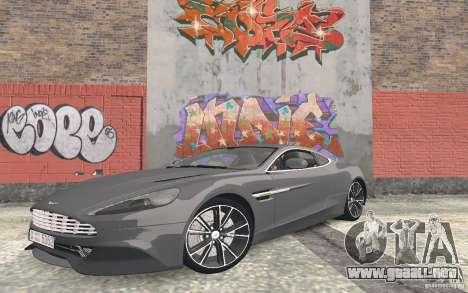 Nueva reflexión en el coche para GTA San Andreas tercera pantalla