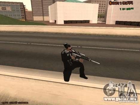 Gray weapons pack para GTA San Andreas séptima pantalla