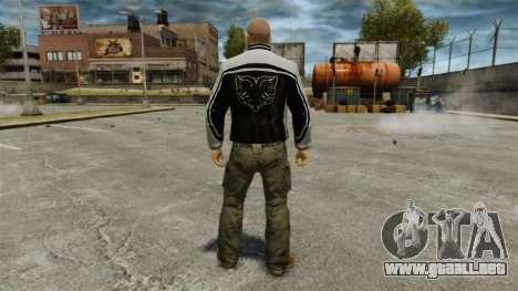 Vin Diesel para GTA 4 tercera pantalla