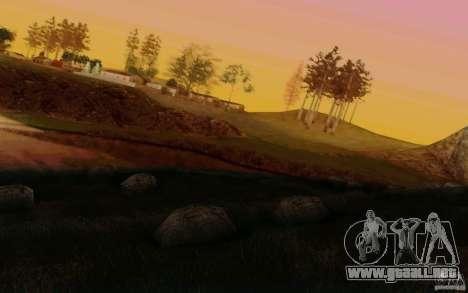 Sa_RaNgE posible v3.0 para GTA San Andreas undécima de pantalla