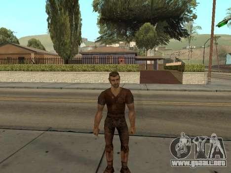 Pak pieles de Gothic 1 para GTA San Andreas segunda pantalla