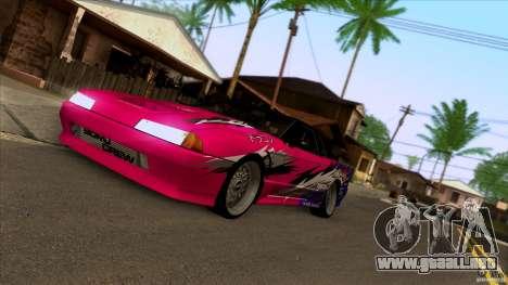 SA Beautiful Realistic Graphics 1.3 para GTA San Andreas tercera pantalla