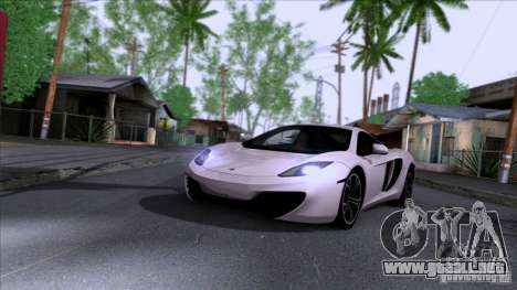 SA Beautiful Realistic Graphics 1.3 para GTA San Andreas segunda pantalla