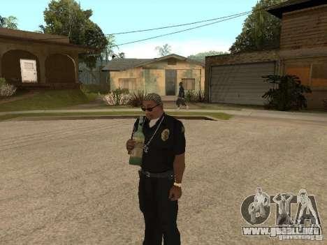 Reality GTA v1.0 para GTA San Andreas sucesivamente de pantalla