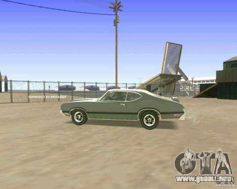 Young ENBSeries para GTA San Andreas quinta pantalla