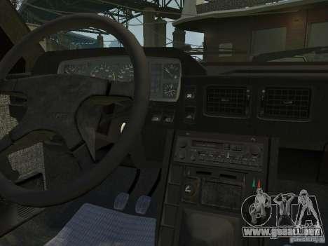 FSO Polonez Atu para GTA 4 vista interior
