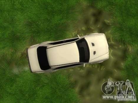 Mercedes-Benz W124 BRABUS para la visión correcta GTA San Andreas
