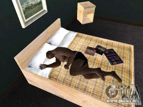 Reality GTA v1.0 para GTA San Andreas quinta pantalla
