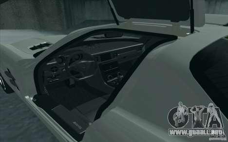 Mercedes-Benz SLS AMG 2010 para GTA San Andreas left