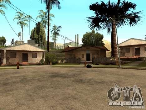 Respawn para GTA San Andreas segunda pantalla