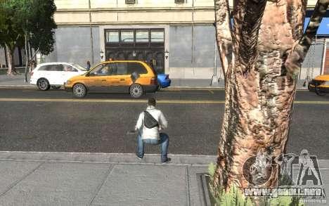 Desmond Miles de AC3 para GTA 4 sexto de pantalla