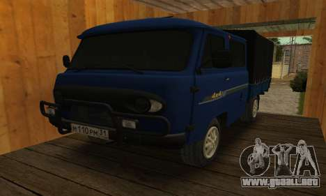 UAZ 39094 Fermer para GTA San Andreas