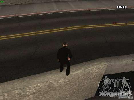Nuevas animaciones para GTA San Andreas tercera pantalla